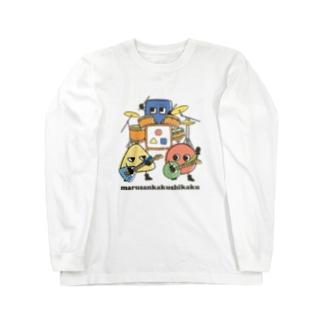 marusankakushikaku Long sleeve T-shirts