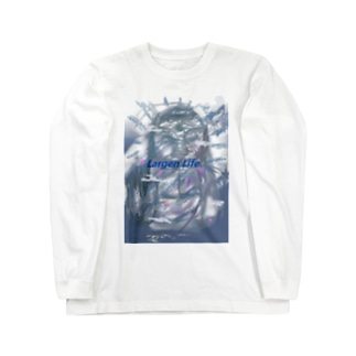 Largen Life Long sleeve T-shirts