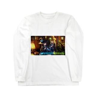 電子書籍普及委員会×わさらー団【匿名クラブpresents】 Long sleeve T-shirts