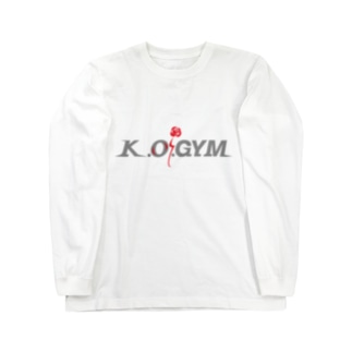 K.O.GYM Long sleeve T-shirts