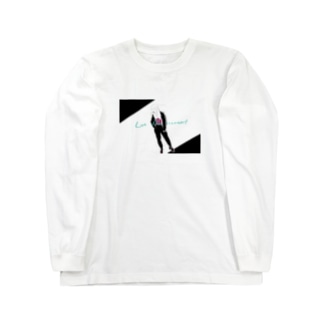 LIVE THE MOMENT ガール Long sleeve T-shirts