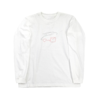 Bass × ichigo Long sleeve T-shirts