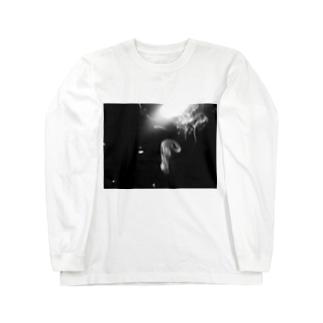 焙煎 Long sleeve T-shirts