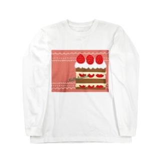 ミルフィーユ Long sleeve T-shirts