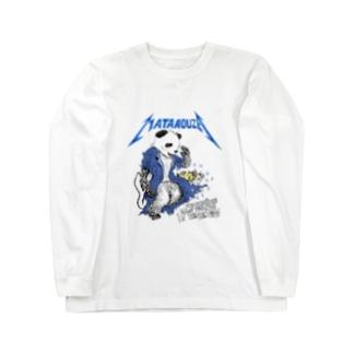 MATAAOUZE! Long sleeve T-shirts