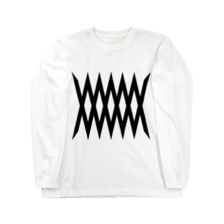 MAXIMUM logo Long sleeve T-shirts