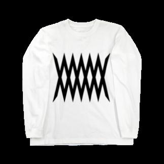 MAXIMUM WORKS OFFICIAL GOODSのMAXIMUM logo Long sleeve T-shirts