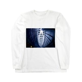イケケン君 Long sleeve T-shirts