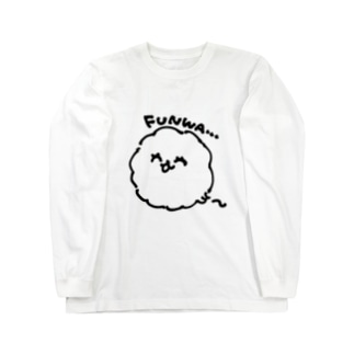 毛玉(プレーン) Long sleeve T-shirts