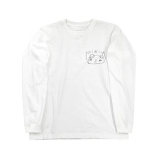 みりん Long sleeve T-shirts