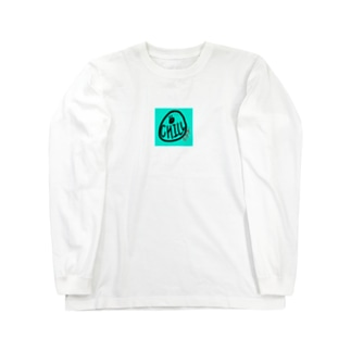 ちるえっぐ Long sleeve T-shirts