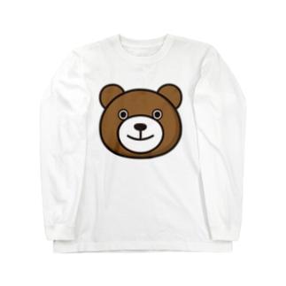 アスタリスクマA Long sleeve T-shirts