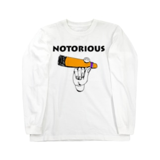 NOTORIOUS Long sleeve T-shirts