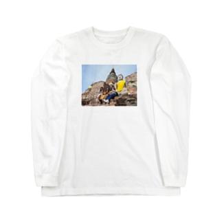 マイナステン タイランド Long sleeve T-shirts