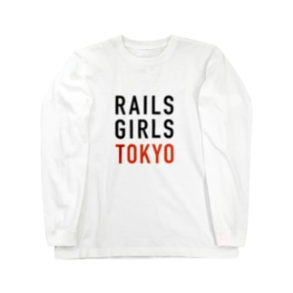 Rails Girls Tokyo Long sleeve T-shirts