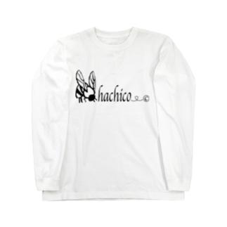 HACHICOミツバチ Long sleeve T-shirts