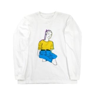 20180509 Long sleeve T-shirts