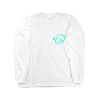 WANの口 Long sleeve T-shirts