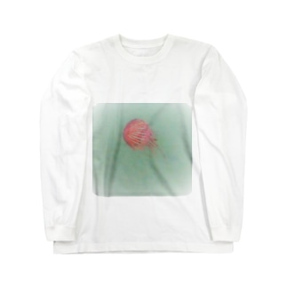 アカクラゲ Long sleeve T-shirts