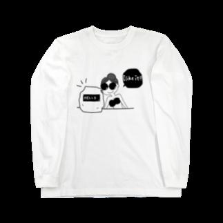 kotarorisukeの袋の中身は何だろな Long sleeve T-shirts