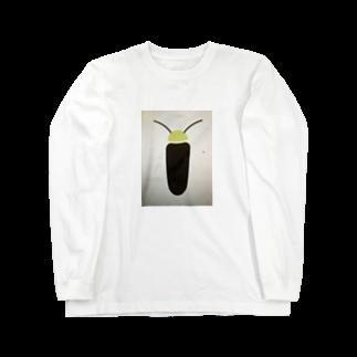 DEEPDRILLEDWELL@井戸の中のfirefly Long sleeve T-shirts