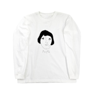 People#13 Long sleeve T-shirts