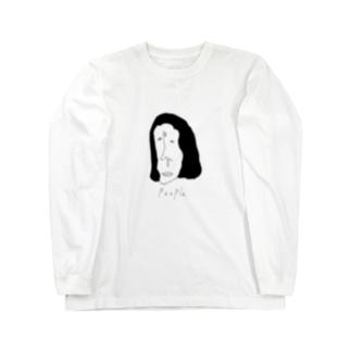 People#14 Long sleeve T-shirts