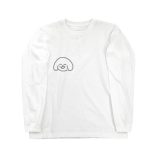 はぴはぴ Long sleeve T-shirts