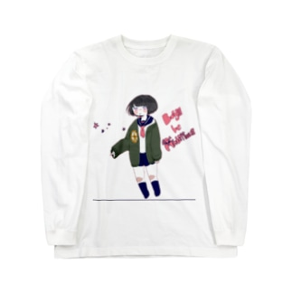 アンビシャス Long sleeve T-shirts