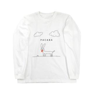 PACARA Long sleeve T-shirts
