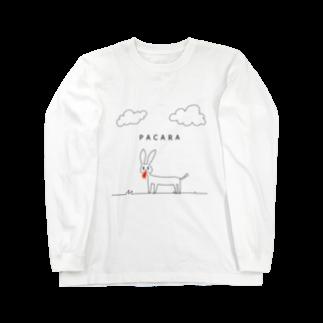 TOKO * BUSIのPACARA Long sleeve T-shirts