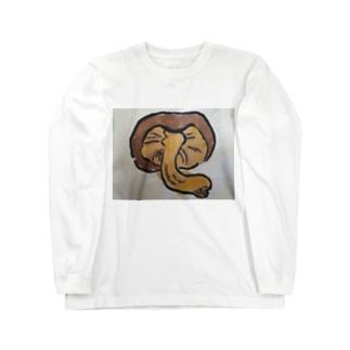しいたけ Long sleeve T-shirts