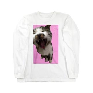 ちびちゃん Long sleeve T-shirts