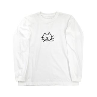 にゃごんちゅ Long sleeve T-shirts