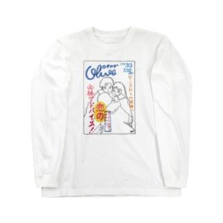 キムタク ' 94 Long sleeve T-shirts