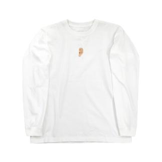 耳 Long sleeve T-shirts