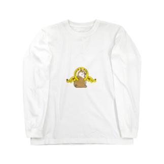 シネマングスキャット Long sleeve T-shirts