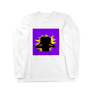 Panic Girl Long sleeve T-shirts