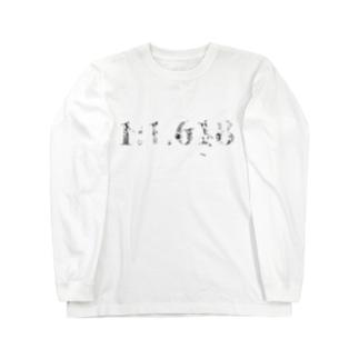 黄金比の服 Long sleeve T-shirts