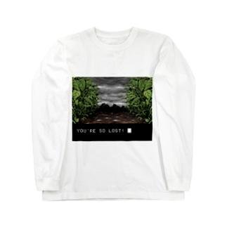 まよい Long sleeve T-shirts