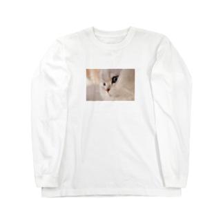 モアニケアラ Long sleeve T-shirts
