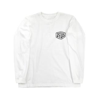 ZEUS Long sleeve T-shirts