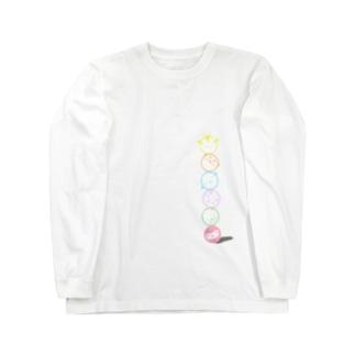 gg アニマルトーテムポール Long sleeve T-shirts