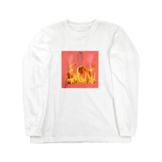 Melt(フロアが沸きました) Long sleeve T-shirts