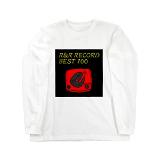 Rock'n Roll RECORD BEST100 Long sleeve T-shirts
