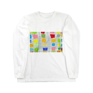 マジョの天窓 Long sleeve T-shirts