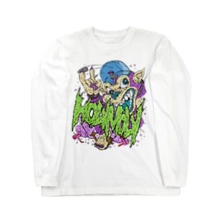 Fxxkin Bixxh Long sleeve T-shirts