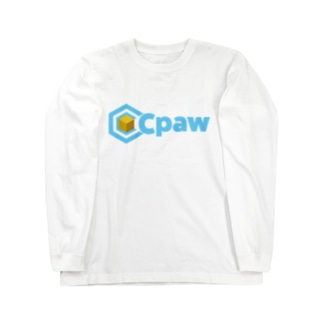 Cpaw_NewLogo Long sleeve T-shirts