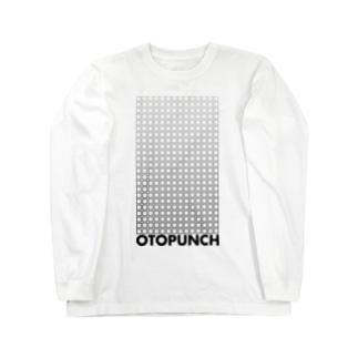 オトパンチ・スクエア Long sleeve T-shirts