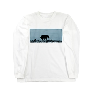 """""""Hatch"""" for Bear Scat Lovers Long sleeve T-shirts"""